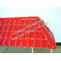 Cheap Anti-UV, weather resistant, sound and heat insulation spanish roof tiles for sale