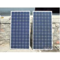 Quality Poly Crystalline High Output Solar Panels 270 Watt With Iron Tempered Glass wholesale