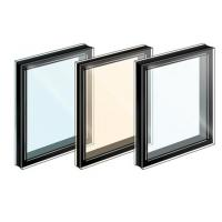 Cheap Green Or Bronze Flat Thermal Insulated Glass Square 15mm 19mm 20mm for sale