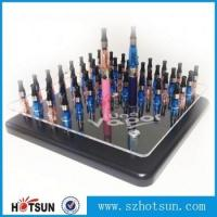 Cheap Countertop small e-liquid bottle display acrylic display for e-juice for sale