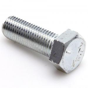 Din933 Full Threadhex head machine bolt, high tensile stainless steel bolts
