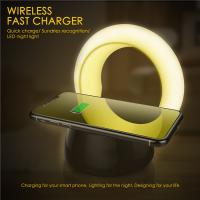 Buy cheap Fashionable Portable Wireless Charger / 5W/7.5W/10W Wireless Power Bank from wholesalers