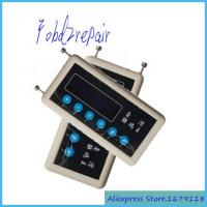 Cheap Fobd2repair 315mhz 433mhz remote control key code scanner copier radio remote control decoder car remote key detector for sale