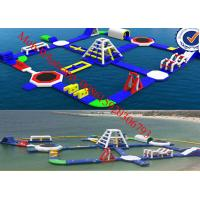 Cheap giant inflatable water park water park equipment inflatable aqua park for sale