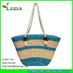 Cheap striped cheap wheat straw bags online unique handbags for sale