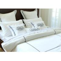 Cheap Elegant Embroidered Modern Bedding Sets Twin / Queen / King Size 100% Cotton wholesale
