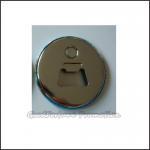 Cheap Promotional customed logo tin fridge magnet bottle opener gift for sale