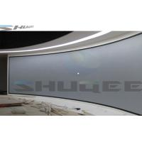 Cheap Customized 3D Cinema System, Large Arc Theater Screen For Exhibition, Popular Science for sale