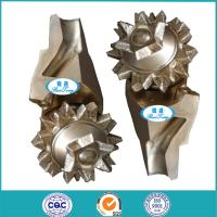 Cheap mill tooth roller cone,roller cone,tricone cutters,tricone palm,tricone part,steel tooth roller cone for sale