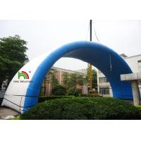 Cheap Arch Inflatable Tent / Inflatable Opening Structure Tent For Advertising Exhibition for sale