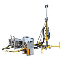 Cheap 200M Depth Portable Core Drill Rig Lightweight Design And Kubota Engine for sale