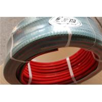 Cheap Easy Adhesion Any Color B17 Super Grip Belt Corrugated Belt With Top Green PVC for sale