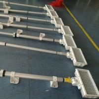 Cheap 2.2m stainless steel telescopic poles mounted for fire truck scene lighting for sale