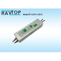 Cheap 10W LED Waterproof Driver IP67 Outdoor 12V Constant Voltage Led Driver Power Supply wholesale