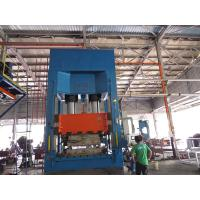 China 1600 Ton Hydraulic Thermoforming Press , Plastic Compression Moulding Machine on sale