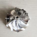 Cheap T04R 451470-0001 66.65/84mm Turbocharger performance design Billet compressor wheel for sale