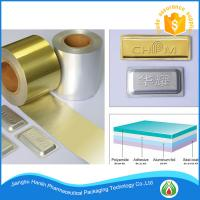 China Printed Tropical Aluminum Blister Foil For Pharmaceutical Packaging on sale