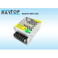 Cheap 36W metal cctv power supply for security camera CCTV system access control system for sale