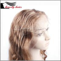 Quality Full lace wig,100% remy hair, Full lace/Front lace/Machined wig can be wholesale