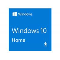 Cheap Microsoft Windows 10 Home Key Code Download Free 32 64 bits USB Flash Drive DVD for sale