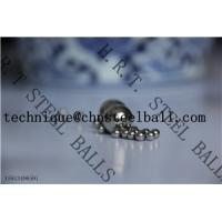 Cheap Stainless Steel balls,made of AISI 440C,G10 for precision stainless bearings for sale