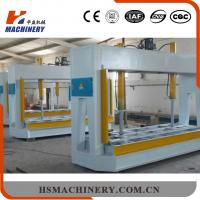 High Standard PLC Cold Press Laminating Machine For Plywood 25KW