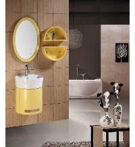 Cheap Bathroom Cabinet / PVC Bathroom Cabinet (W-205) for sale