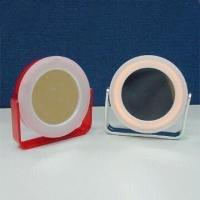 Cheap Compact Mirrors with 3x Magnifying Function and 2 x AAA Battery for sale