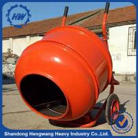 Cheap Factory selling portable mini cement mixer concrete mixing machine for sale