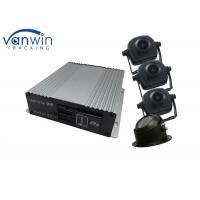 Cheap AVI Format HD 1080P Mobile DVR Dual SD Cards Slots With Battery Recharged Function for sale