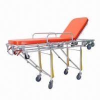 Cheap Ambulance Stretcher Trolley with High-strength for sale