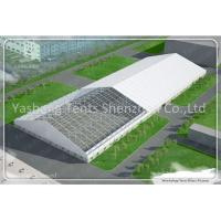 Cheap Semi-Permanent Warehouse Industrial Fabric Buildings Professional Strong Marquee wholesale