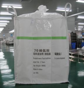 Cheap U panel Bulk Material Bags for sale