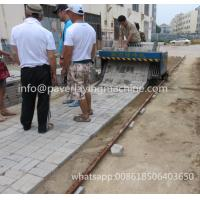 Cheap GAIFENG BRAND GF-1.9 Cheap China Small tiger stone paving machine for 1.6m width wholesale