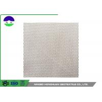 Cheap High Strength Woven Geotextile Filter Fabric , PET River Bank Construction Filter Fabric for sale