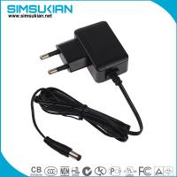 Buy cheap Power adapter 5V0.6A CE Plug passed CE GS CB Certificate from wholesalers