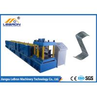 China High Speed Z Purlin Roll Forming Machine Long Service Life For Construction Material on sale