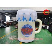 Cheap Oxford Cloth Inflatable Glass Customized Waterproof for Beer Festival for sale
