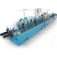 China SS Tube Mill Line Welding SS 304 201 Mild Steel Pipe Mill Tube Making Machine on sale