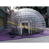Cheap giant outdoor dome tent for sale giant clear event tent for sale