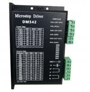 Cheap 57 / 60 / 86mm CNC Stepper Motor Driver Kit Digital Stepper Controller DM542 for sale
