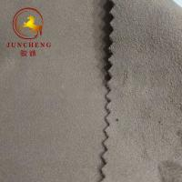 Cheap cheap suede shoe fabric china manufacturer for sale