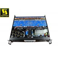 China Output 10000W 4 Channel Power Amplifier Line Array System Portable Amplifier on sale