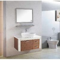 Cheap Bathroom Cabinet / Stainless Steel Bathroom Cabinet (YX-8036A) for sale