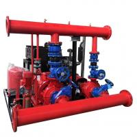 Cheap High Quality 100m3h 125m Diesel Fire Pump For Fire Fighting for sale