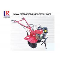 Cheap Agricultural Tractor Tillers and Cultivators 170F Diesel Engine Farm Hand Tractor ISO Approved for sale