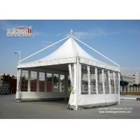 Wind Resistant Gazebo Marquee Party Tent 10x10 Metres For