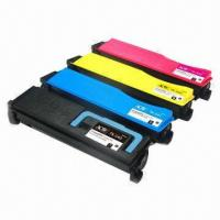 Cheap New Compatible Color Toner Cartridge Suitable for Kyocera Printer FS-C5100DN for sale