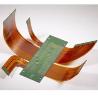 Buy cheap 10 Layer Rigid Flex PCB Printed Board FR4+PI Material Copper Thickness 0.5OZ from wholesalers