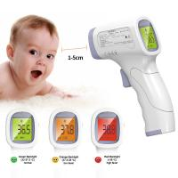 Cheap Medical Grade Non Contact Infrared Thermometer With Data Retention Function for sale